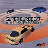 New Japan 0564 Initial D 4th Stage Vol. II 2 CD Music Original Soundtrack O.S.T.