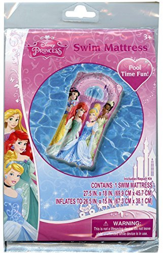 UPD Disney Princess Swimming Pool Mattress