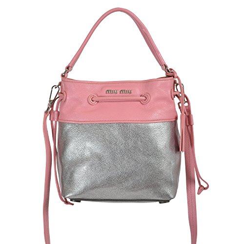 Miu-Miu-Womens-Two-Tone-Leather-Bucket-Handbag-Shoulder-Bag