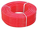 3/4'' x 300ft Red Pex Tubing/Pipe Pex-B 3/4-inch 300 ft Potable Water Non Barrier