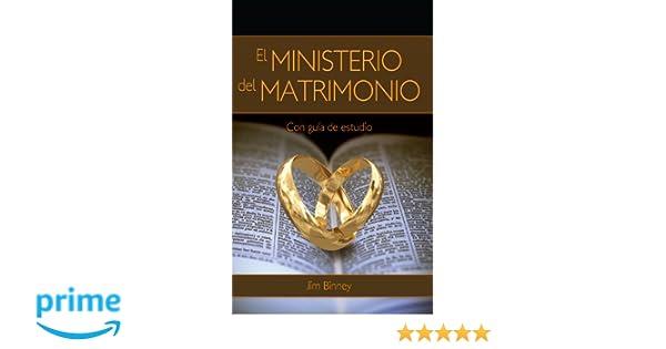 Matrimonio Biblia Quiz : El ministerio del matrimonio spanish edition : jim binney