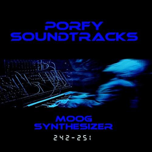 (Moog Synthesizer )
