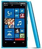 Nokia Lumia 920 32GB Unlocked GSM 4G LTE Windows Smartphone - Cyan Blue