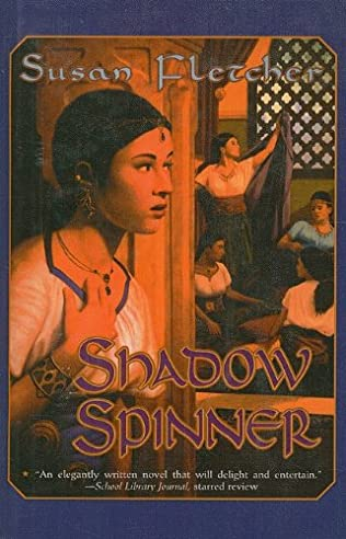 book cover of Shadow Spinner