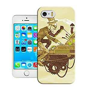 LarryToliver First Design Funny Beautiful Customizable Art Wall Printed Durable Plastic iphone 5/5s Case