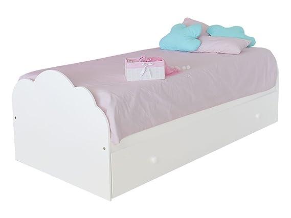 bainba Cama Nido Nube Infantil (para colchón 90 x 190 cm): Amazon.es: Hogar