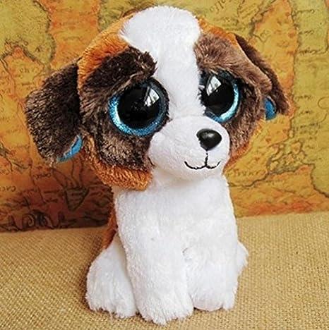 9129728b85c Amazon.com  Sea Love New Ty Beanie Boos Duke The Dog 6 Plush Toy by ...