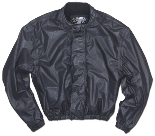 Joe Rocket Mens Dry-Tech Waterproof Jacket Liner Black Medium M