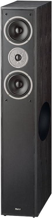 Magnat 1447220 Monitor Supreme 2500 Standlautsprecher Paar Schwarz Audio Hifi