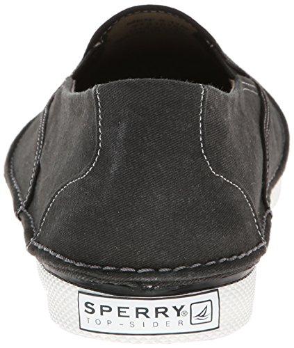 sans Slip On Homme Black Wash Cruz Sperry SiderCruz Salt Top Lacets qXx7R6