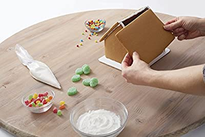 Wilton Build It Yourself Gingerbread House Decorating Kit from Wilton