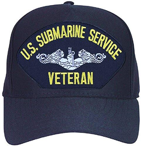 US Navy Submarine Service Veteran Ball Cap