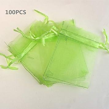 Livre vert foncé Sacs de Fête-Pour Mariage Faveur Cadeau Sac /& tissu