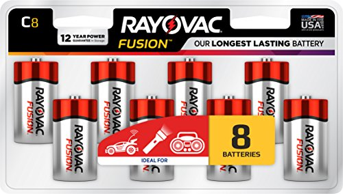 RAYOVAC Advanced Alkaline Batteries 814 8LTFUSJ