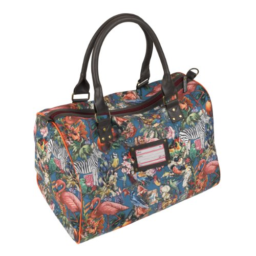 Bag Wanderlust Multicoloured Multicolour Holdall Wanderlust Womens Shoulder SUqISr
