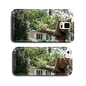 Uprooted tree cell phone cover case iPhone5