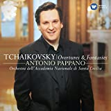Tchaikovsky - Overtures & Fantasies: Francesca da Rimini / Romeo and Juliet,etc.