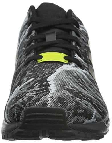 Scarpe Black Black Running da Yellow Bright adidas Core Weave Flux Uomo Core ZX Nero tPxfqpfFz