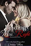 Free eBook - Finding Mrs  Right