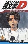 Initial D, tome 12 par Shigeno