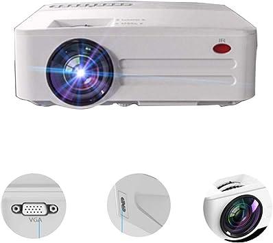 Proyector, Video Proyector 4500 LÚMenes Soporta Full HD 1080P ...