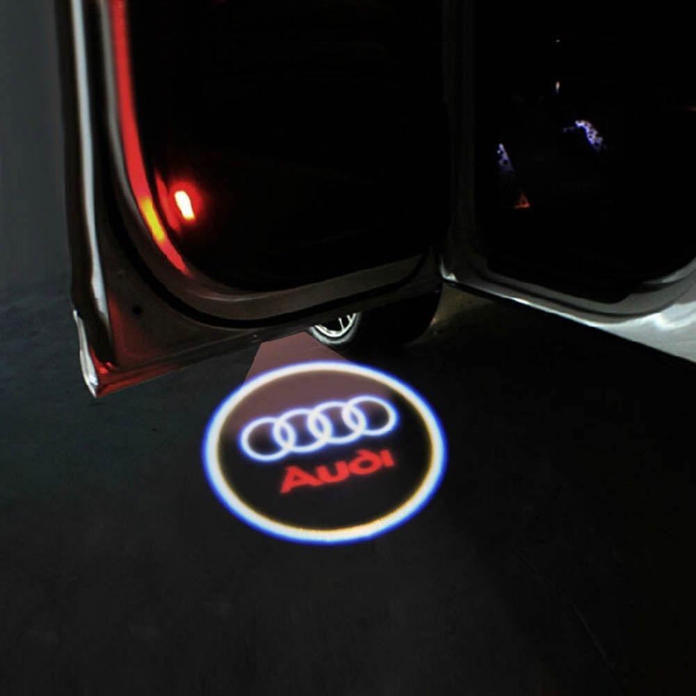 Inlink 2/ x LED Car Door Welcome Light Courtesy Ghost Shadow Logo Projector Lights