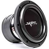 Skar Audio VVX-8v3 D4 800 W Max Power Dual Voice Coil Subwoofer, 8 H