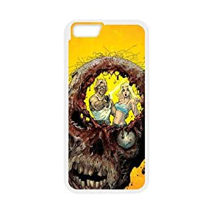 """FLYBAI Zombie Phone Case For iPhone 6 Plus (5.5"""") [Pattern-4]"""