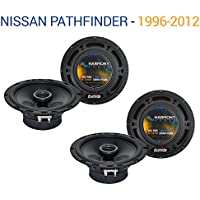 Nissan Pathfinder 1996-2012 Factory Speaker Upgrade Harmony (2) R65 Package New