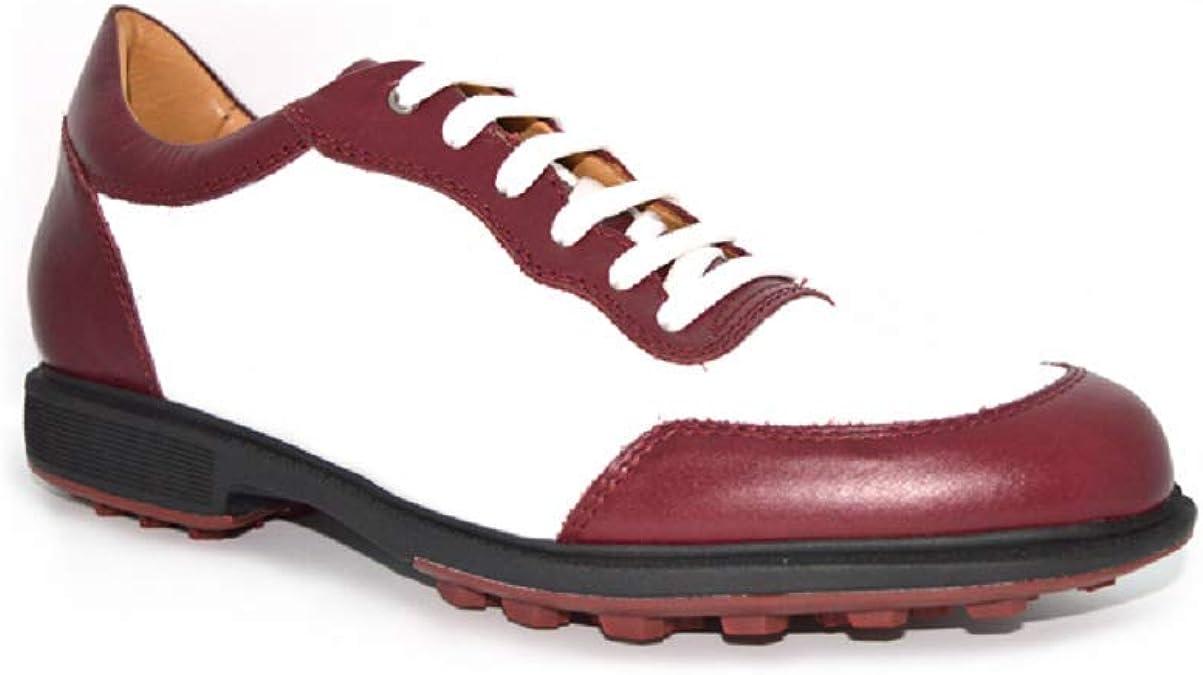 Zapatos de Golf Hombre | Zapatillas Golf Piel Primera Calidad ...