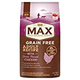 DISCONTINUED: MAX GRAIN FREE ADULT MINICHUNK WITH CHICKEN