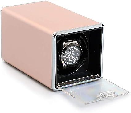 DKZK Caja para Relojes Automáticos - Estuche enrollador automático ...