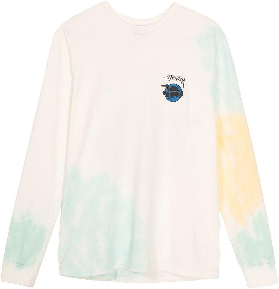 Stussy Skateman TD Camiseta Manga Larga Hombre Beige S (Small): Amazon.es: Ropa y accesorios