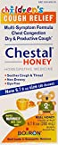Product review for Boiron Children's Chestal Cough Syrup, Honey, 6.7 Ounce, Homeopathic Medicine for Cough and Chest Congestion