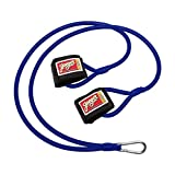 Jaeger Sports Exercise Baseball/Softball J-Bands (Navy Blue, Regular - (Ages 13 & Above))