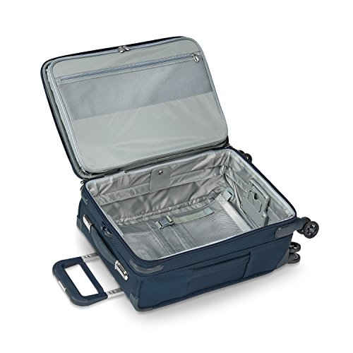 Briggs & Riley Baseline Domestic Expandable Carry-On 22'' Spinner, Navy by Briggs & Riley (Image #2)