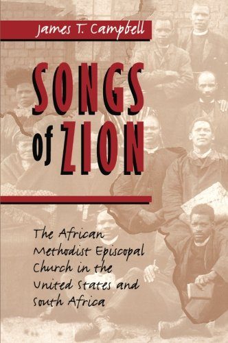 South Carolina State Song (Songs of Zion: The African Methodist Episcopal Church in the United States and South Africa)