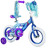 "12"" Disney Frozen Bike by Huffy, Ages 3-5, Height of 37-42"""