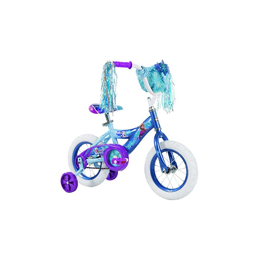 Huffy Kids Bike for Girls, Disney Frozen