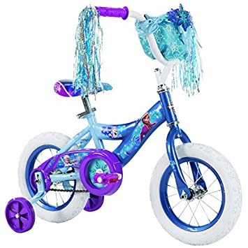 12 Disney Frozen Bike By Huffy Ages 3 5 Height Of