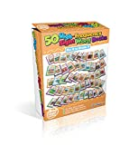 Sight Word 50-Book Reader Little Champion Reader Bundle Set: Learn 200 High-Frequency Sight Words