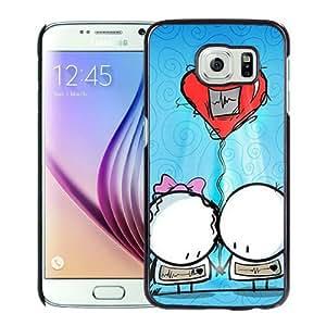 Popular Samsung Galaxy S6 Cover Case ,Cartoon Xperia Z Wallpapers 169 Black Samsung Galaxy S6 Phone Case Fashion And Unique Design Cover Case