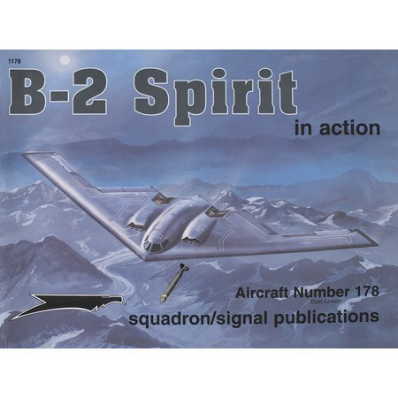 B-2 Spirit In Action - Aircraft No. 178