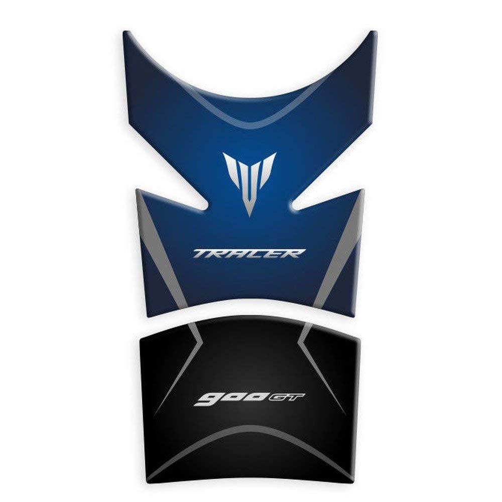 PARASERBATOIO ADESIVO RESINATO BLU FITS YAMAHA MT TRACER 900 GT 2018