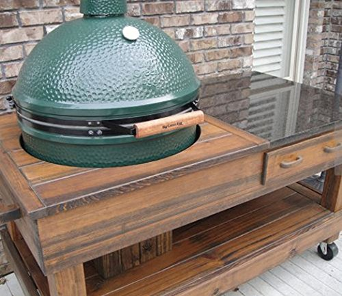 Tables Cypress with Drawer For All Model Green Eggs (Grill and Granite Not Included)