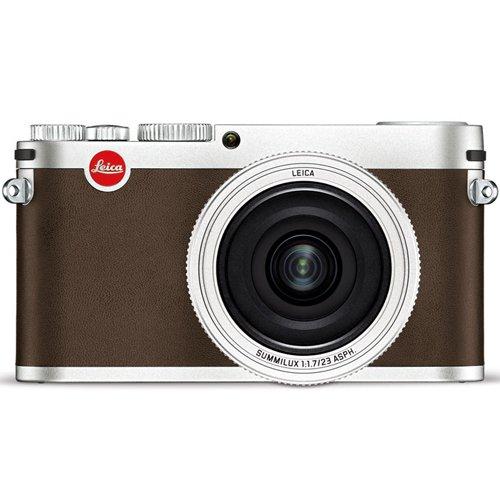 Leica デジタルカメラ ライカX Typ 113 1620万画素 23mm f/1 7 ASPH シルバー 18441