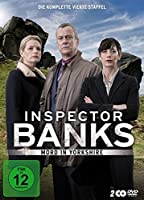 Inspector Banks - 4. Staffel - Doppel DVD
