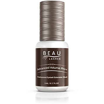 5582efe9269 Super Strong Professional Eyelash Extension Glue 5ml - The Strongest Black  Bonding Adhesive for Long Lasting