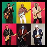 WHAT'S SO FUNNY ABOUT PEACE LOVE AND LOS STRAITJACKETS [LP] [12 inch Analog]
