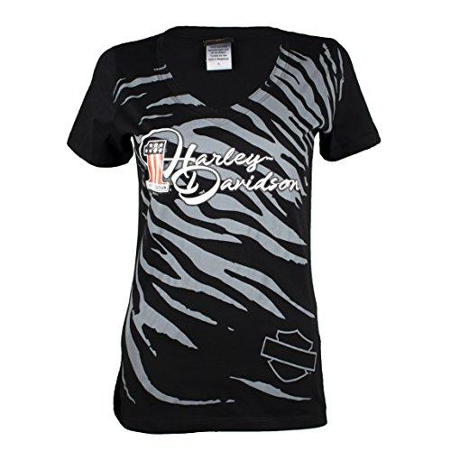 Davidson Sturgis Harley (Sturgis Harley-Davidson Women's Wild T-Shirt (2XL))
